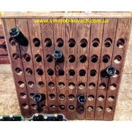 Пюпитр на 120 бутылок