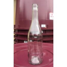 Бутылка для вина прозрачная, 750 ml