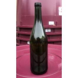 Бутылка для вина оливка, 750 ml