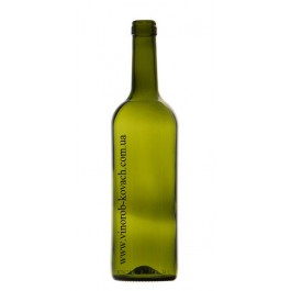 Бутылка Weinflashe оливка 0,75 л