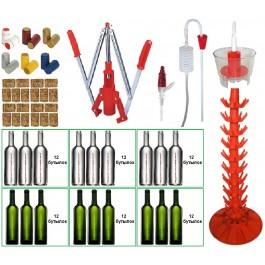 """Комплект """"Hobby"""" на 54 литра вина"""