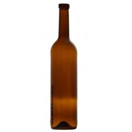 Бутылка BORDO ELITE 0,75 л -- коричневая