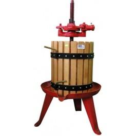 Пресс виноградный корзиночный, BERICO 9л.