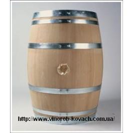 Бочка для вина дубовая (французкий дуб) французкой фирмы TonnellerieDemptos 56 литров