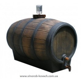 "Бочка для вина, тип ""barrique"", 50л"