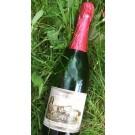 """- Вино """"Кристи"""" -  игристое , 0,75 л  розовое, полусухое, купаж Урожай - 2014 года"""