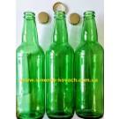 "Бутылка для пива ""Classic beer"", 500 ml."