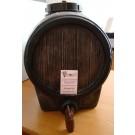 """Бочка для вина пластмассовая, тип """"barrique"""", 30л"""