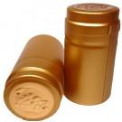 Термоусадочный колпачок - золото