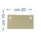 """Фильтр-картон """"Pulcino"""" - 8 (3мкр), 20х10"""