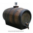 """Пластмассовая бочка для вина, тип """"barrique"""", 150л"""
